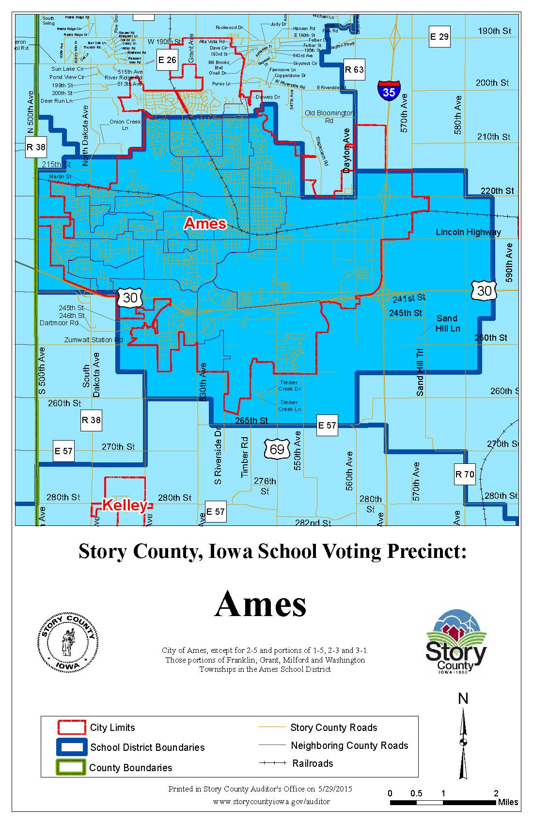 Jurisdictional Maps   Story County, IA - Official Website