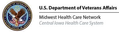 Veterans Affairs Central Iowa Health Care logo