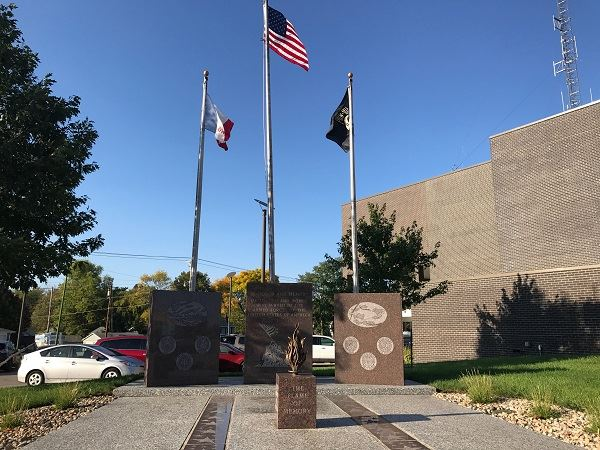 Photo of Story County Veterans Memorial in Nevada