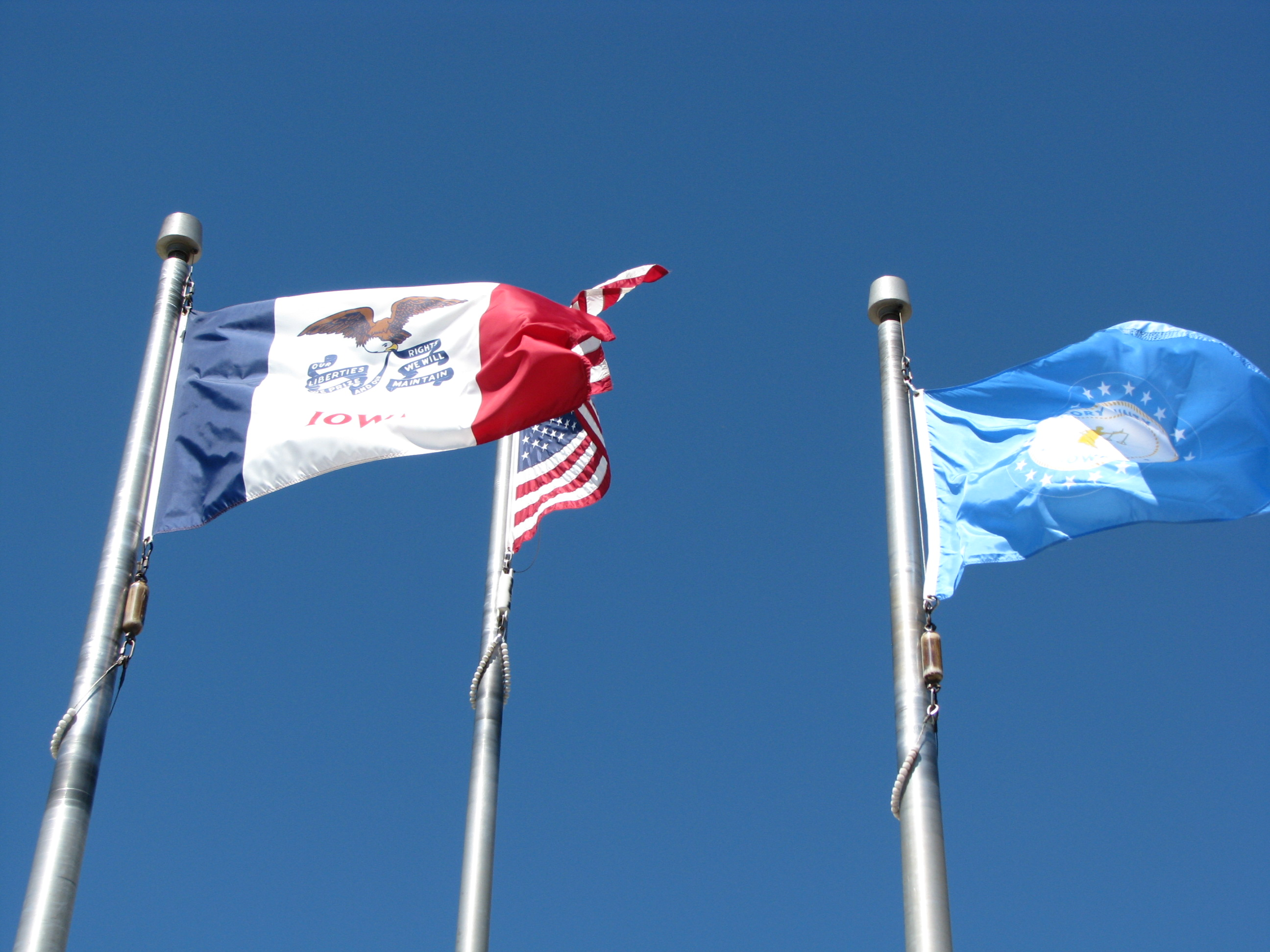 Flags of Story County